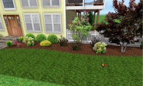 Low Maintenance Landscaping Ideas Design Picture Perfect pertaining to Low Maintenance Backyard Ideas