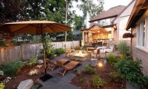 Luxury Outdoor Living Spaces Paradise Restored Landscaping within 14 Awesome Concepts of How to Improve Luxury Backyard Landscaping