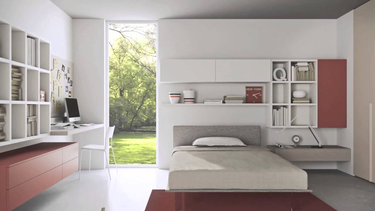 Modern Teenage Bedroom Ideas Youtube with 15 Awesome Designs of How to Craft Modern Teen Bedroom