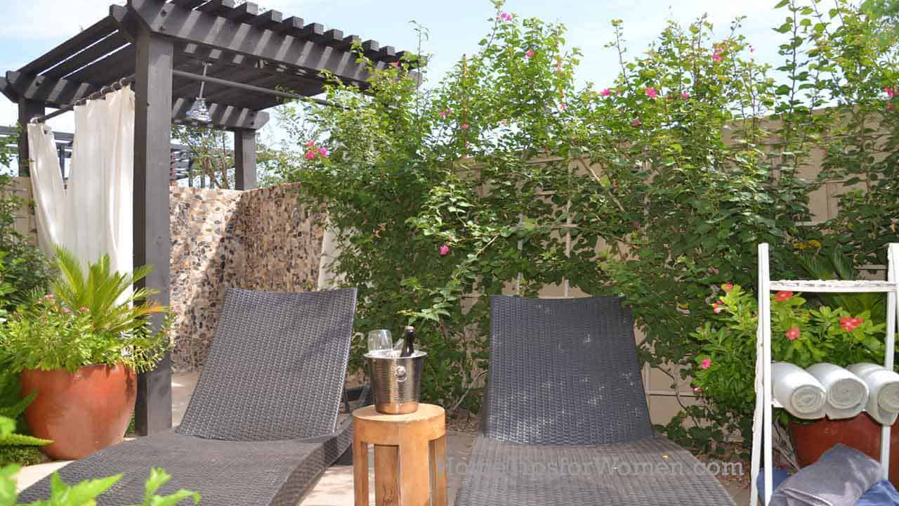 Outdoor Living Ideas Courtyards Another Option Home Tips For Women pertaining to Backyard Courtyard Ideas