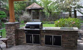 Patio Ideas With Grill Paver Patio Backyard Designs With Pool And with Best Backyard Bbq Ideas