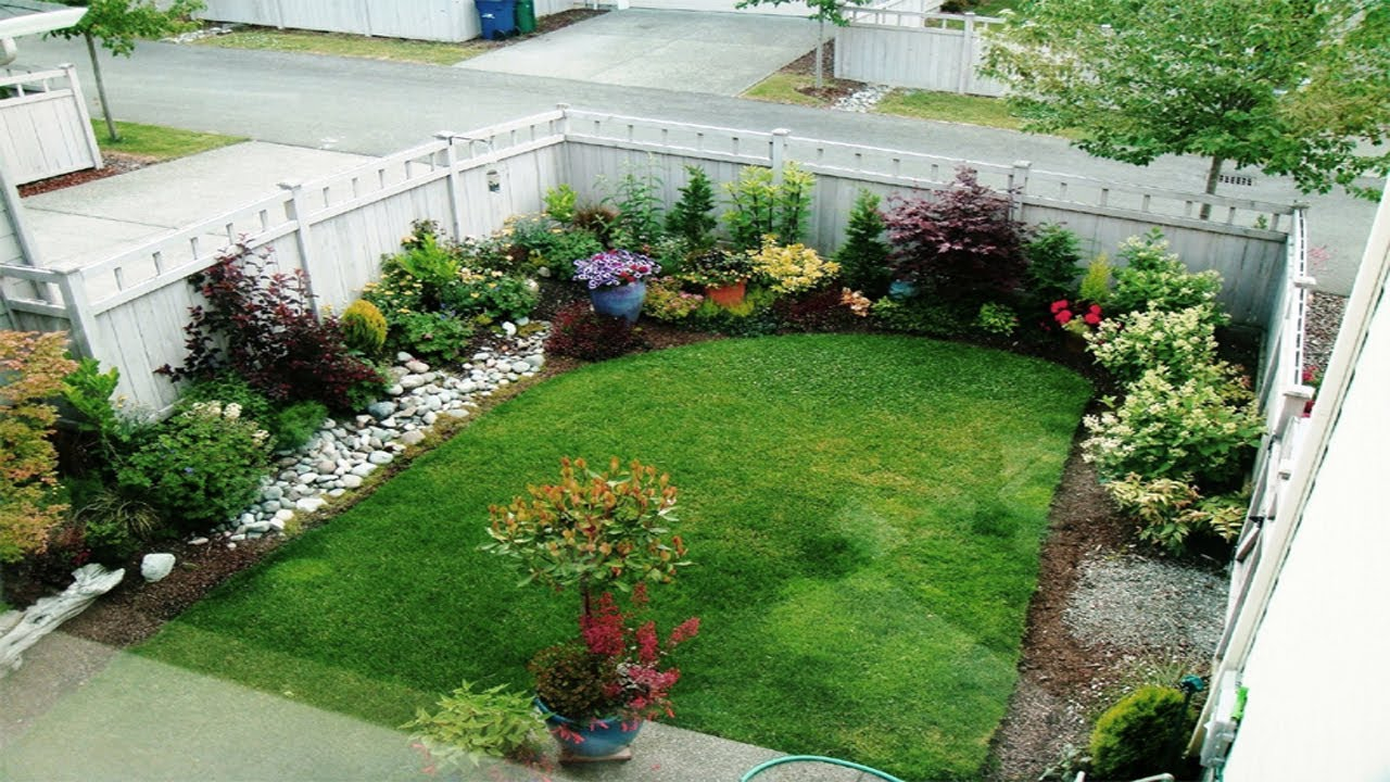 Simple Cute Front Yard Landscaping Ideas Front Yard Landscaping throughout 10 Clever Ways How to Make Simple Backyard Landscaping Ideas
