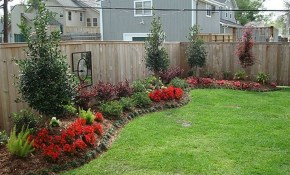 Simple Garden Ideas For Backyard Garden Home Landscaping Ideas with regard to Simple Backyard Landscaping Ideas