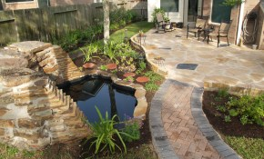Small Backyard Ideas Home Landscape Design pertaining to Landscape Design Ideas For Small Backyards