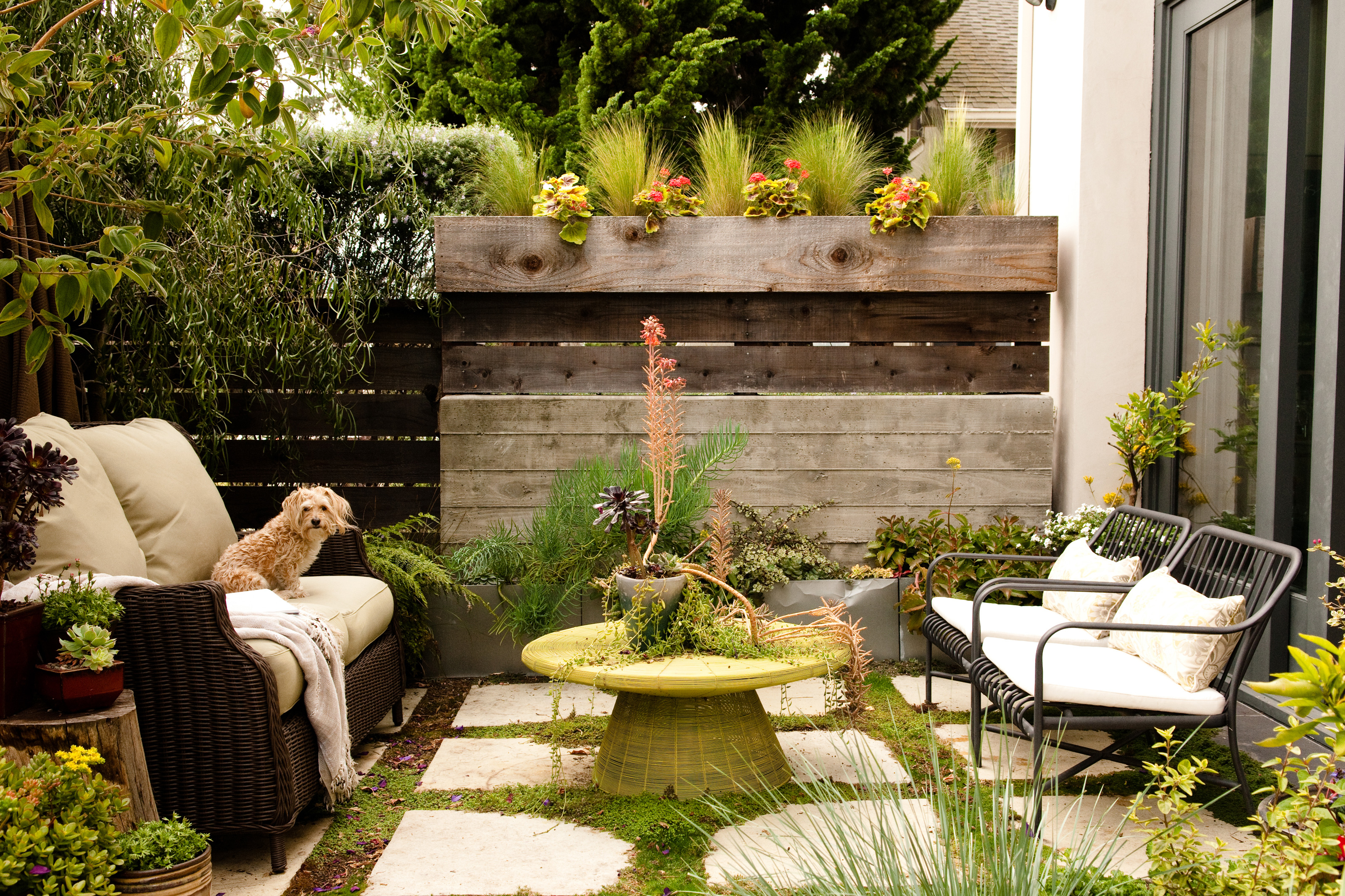 Small Backyard Ideas How To Make A Small Space Look Bigger inside House Backyard Ideas