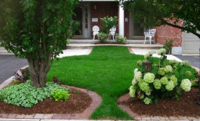 Small Front Yard Design Of Great Landscape Country Style Landscaping within Northwest Backyard Landscaping Ideas