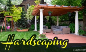 Strikingly Beautiful Hardscaping Ideas For Small Backyards in Small Backyards Ideas