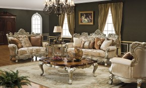 The Caesar Formal Living Room Collection In Antique Silver within 15 Genius Designs of How to Upgrade Beautiful Living Room Set