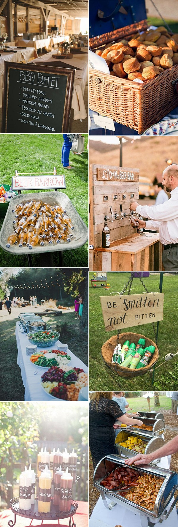 Top 15 Bbq Reception Ideas For Backyard Weddings Page 2 Of 2 pertaining to 10 Awesome Designs of How to Upgrade Backyard Bbq Reception Ideas