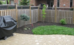 Townhouse Backyard Landscaping Ideas I Like The Color Of The Stone pertaining to 11 Clever Tricks of How to Build Townhouse Backyard Ideas