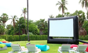 What You Need For A Diy Backyard Movie Theater The Family Handyman pertaining to Backyard Theater Ideas