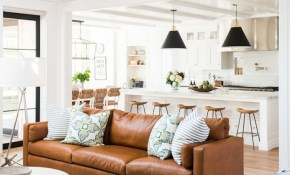 10 Beautiful Brown Leather Sofas Living Rooms And Living Spaces for 12 Genius Ideas How to Make Tan Leather Living Room Set