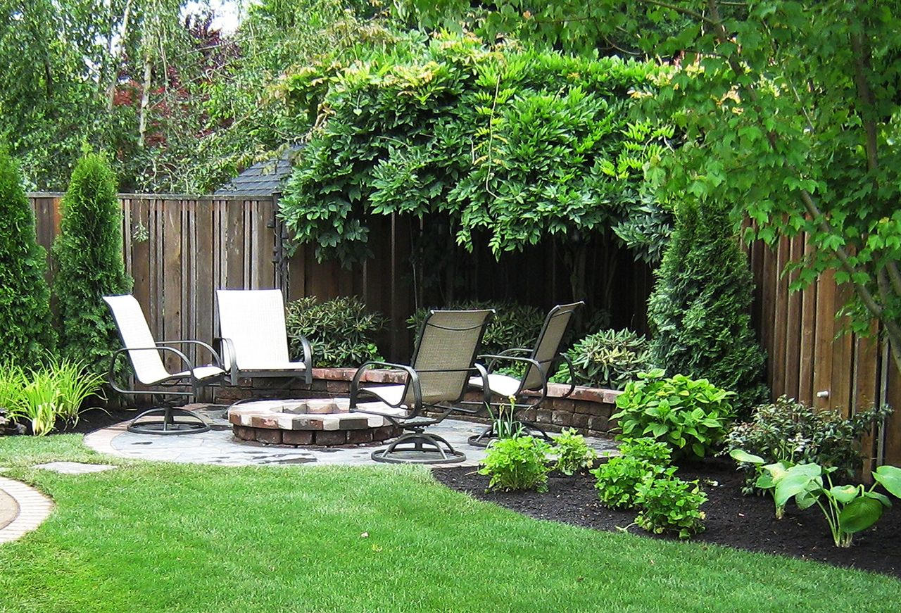 12 Genius Ways How To Upgrade Landscaped Backyards Pictures inside 13 Genius Ways How to Makeover Pictures Of Landscaped Backyards