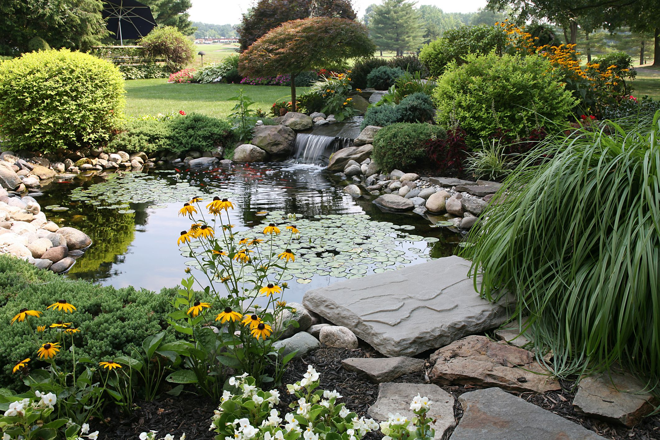 12 Landscaping Ideas To Transform Your Yard In Spring 2018 with regard to How To Landscape Your Backyard