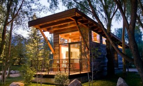 18 Small Cabins You Can Diy Or Buy For 300 And Up with 13 Some of the Coolest Tricks of How to Upgrade Backyard Cabin Ideas