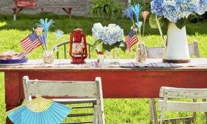 21 Best 4th Of July Party Ideas Games Diy Decor For A Fourth Of pertaining to Backyard Decorating Ideas For Parties