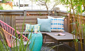 23 Inexpensive Ways To Dress Up Your Backyard with regard to 15 Smart Designs of How to Make Bamboo Ideas For Backyard