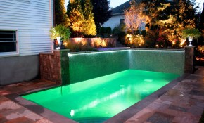 24 Small Pool Ideas To Turn Your Small Backyard Into Relaxing Space in 12 Smart Tricks of How to Upgrade Pool Landscaping Ideas For Small Backyards