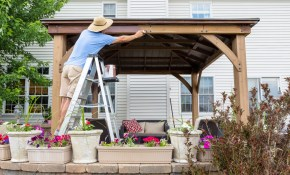 25 Patio Shade Ideas For Your Backyard Install It Direct pertaining to 10 Clever Ideas How to Craft Backyard Shade Ideas