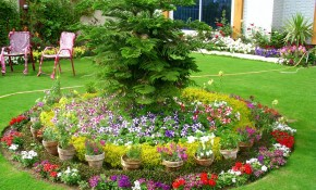 27 Best Flower Bed Ideas Decorations And Designs For 2019 intended for 13 Genius Tricks of How to Upgrade Backyard Flower Garden Ideas