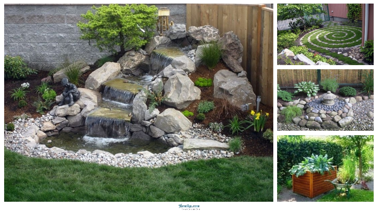 39 Easy Diy Zen Garden Design Ideas Homiku for 15 Smart Designs of How to Improve Diy Backyard Landscaping Design Ideas
