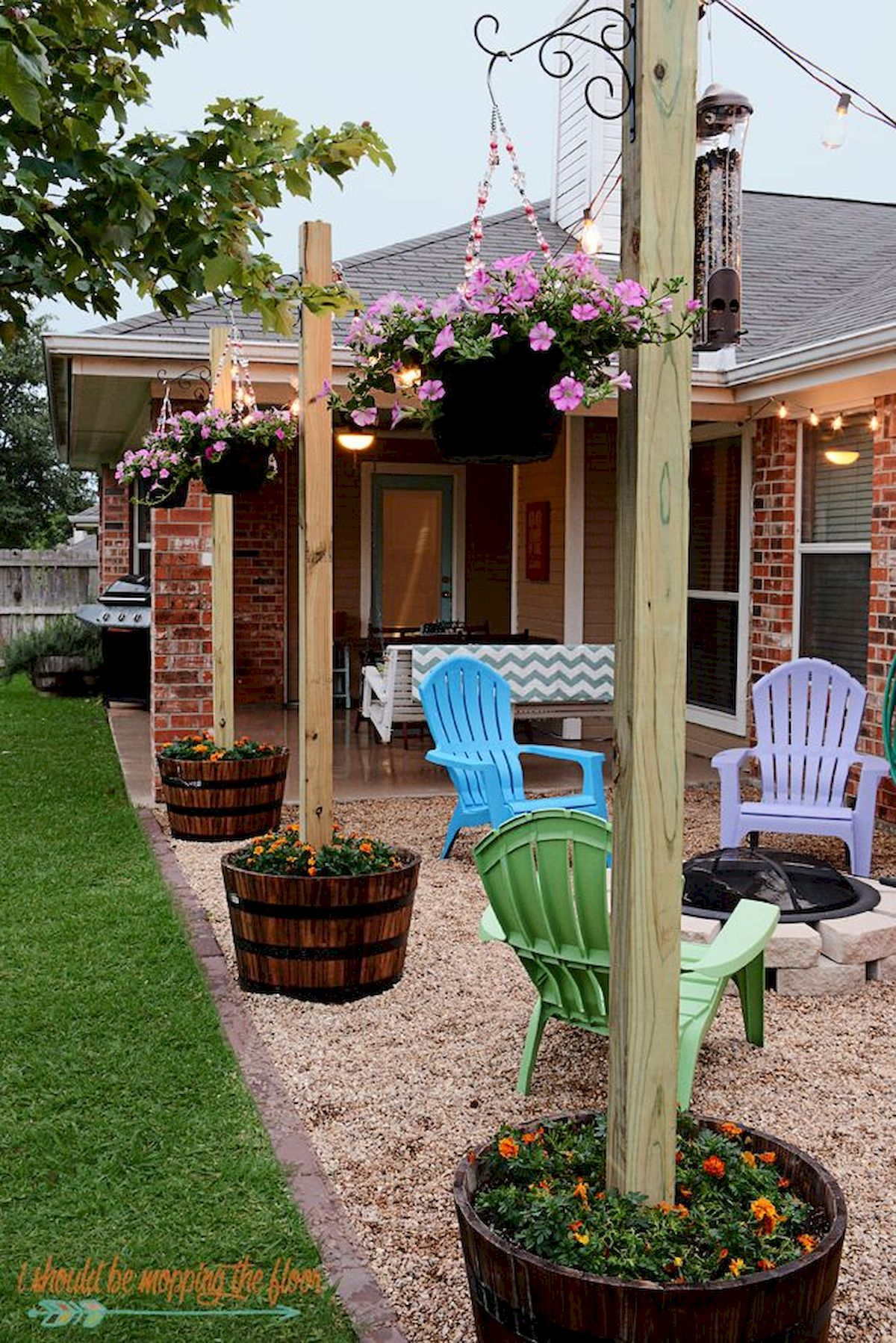 40 Diy Fun Garden Ideas Decorations And Makeover For Summer Yard for Ideas To Decorate Backyard