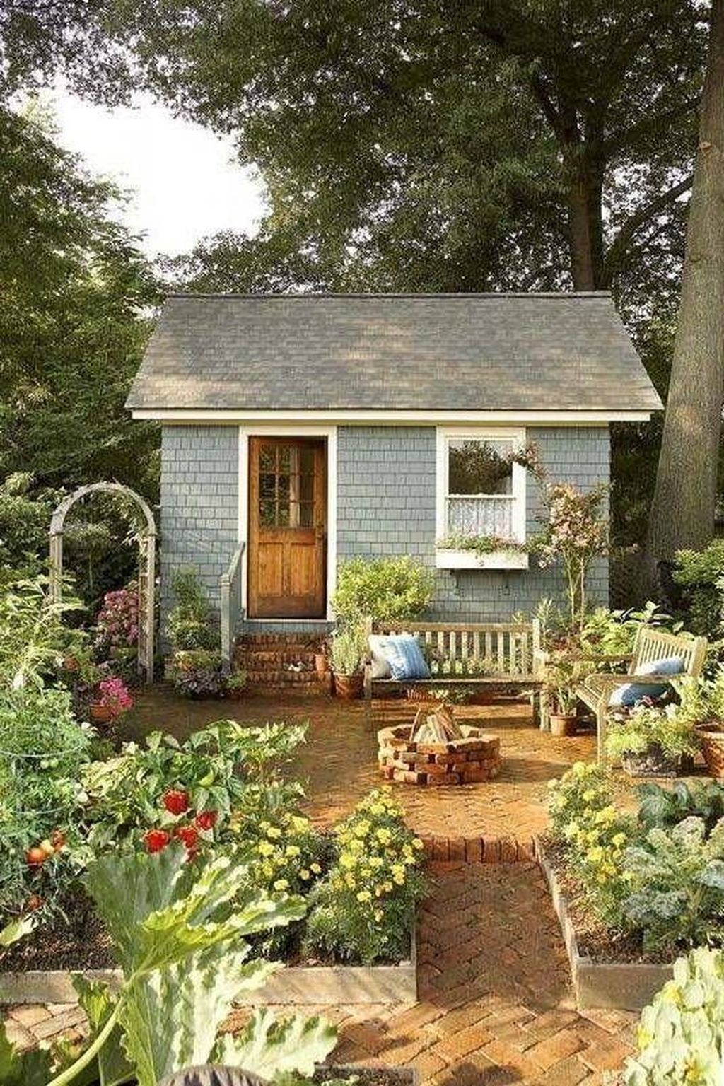 49 Incredible Backyard Storage Shed Makeover Design Ideas Gardens regarding 10 Clever Concepts of How to Upgrade Backyard House Ideas