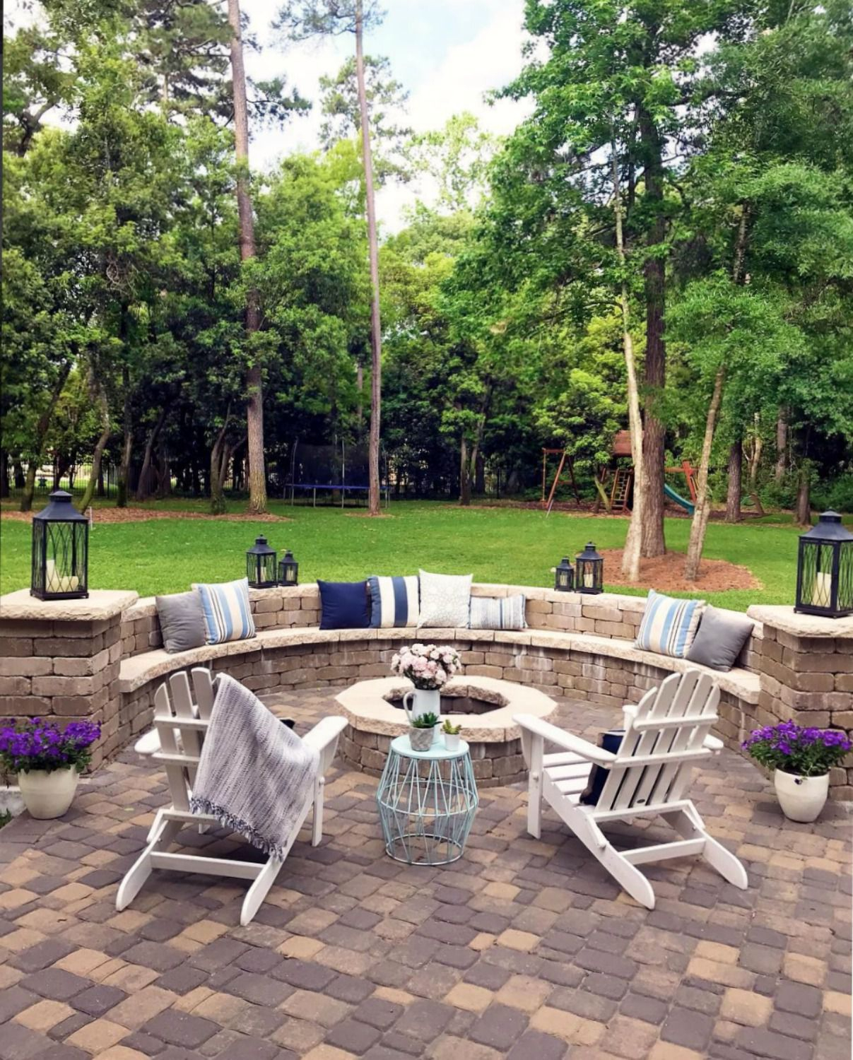 50 Backyard Landscaping Ideas To Inspire You pertaining to 13 Some of the Coolest Tricks of How to Improve Backyard Renovation Ideas