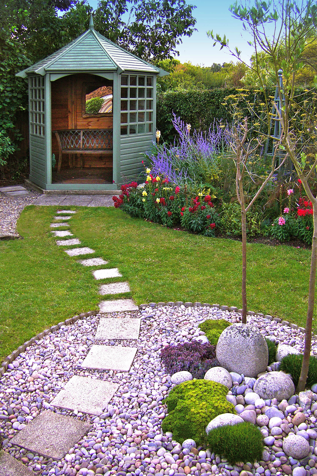 50 Best Backyard Landscaping Ideas And Designs In 2019 pertaining to Landscaping Plans For Backyard