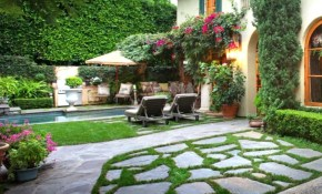 57 Landscaping Ideas For A Stunning Backyard Landscape Design pertaining to 13 Smart Designs of How to Improve Pics Of Backyard Landscaping