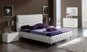Adriana Modern Bedroom Set throughout Modern Bedroom Sets