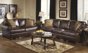 Ashley Furniture Leather Sofa Sets Leather Sofas As 42000 throughout 12 Clever Initiatives of How to Improve Ashley Leather Living Room Sets