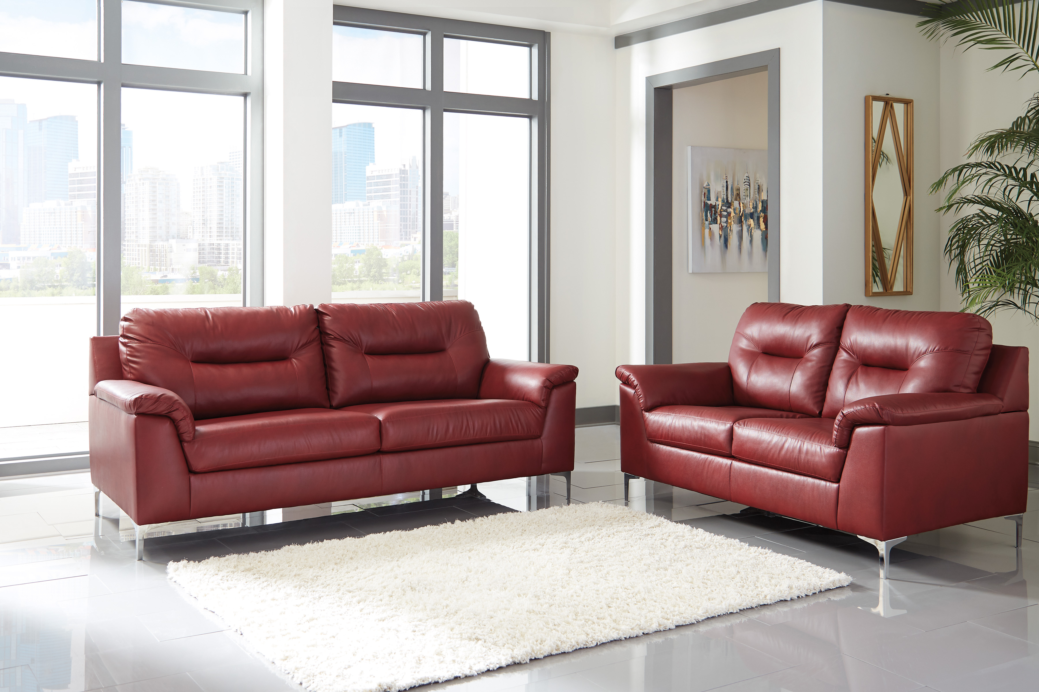 Ashley Tensas 2pc Red Living Room Set Dallas Tx Living Room Set inside 11 Awesome Initiatives of How to Makeover Affordable Living Room Sets