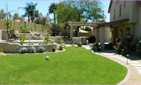 Backyard Arizona Landscaping Design Ideas Small Beautiful Simple regarding Arizona Backyard Landscaping Ideas
