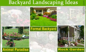 Backyard Landscape Design Stunning Backyard Landscaping Ideas with regard to 10 Clever Tricks of How to Build How To Design Your Backyard Landscape