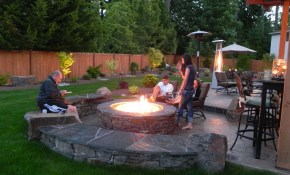 Backyard Landscaping On A Budget Outdoor Areas Awesome Backyard for Awesome Backyard Ideas
