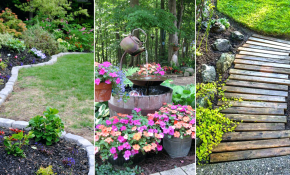 Cheap Backyard Landscaping Ideas Beatup regarding 10 Some of the Coolest Tricks of How to Makeover Simple Backyard Landscaping Ideas On A Budget