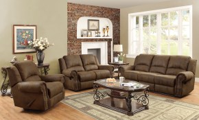 Coaster Sir Rawlinson Coated Microfiber Motion Living Room Set In for 14 Smart Ideas How to Craft Microfiber Living Room Set