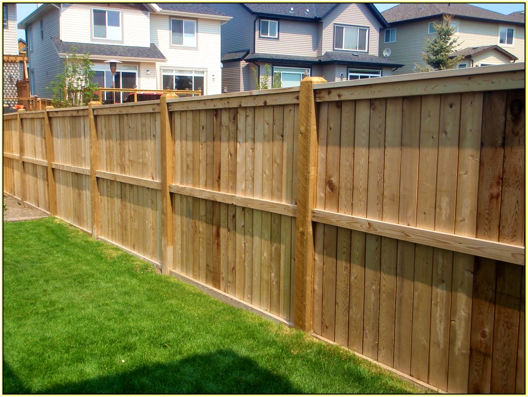 Cost Of Fencing Backyard 28 Images 10 Garden Fence inside Fence Backyard Cost