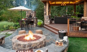 Deck Patio Ideas Small Backyards Home Citizen with Backyard Decks And Patios Ideas