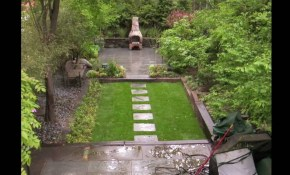 Designing Your Townhouse Garden Landscaping Part 2 Youtube within Landscaping Small Backyards Townhouse