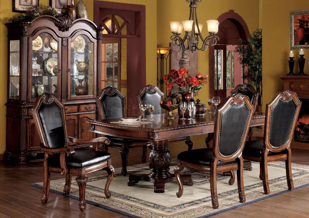 Dining Set Dining Room Table With Chairs And Bench Formal Dining with regard to 11 Awesome Initiatives of How to Upgrade Formal Living Room Sets For Sale