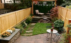 Images Of Small Backyard Designs 1000 Narrow Backyard Ideas On in Landscaping Small Backyards Townhouse