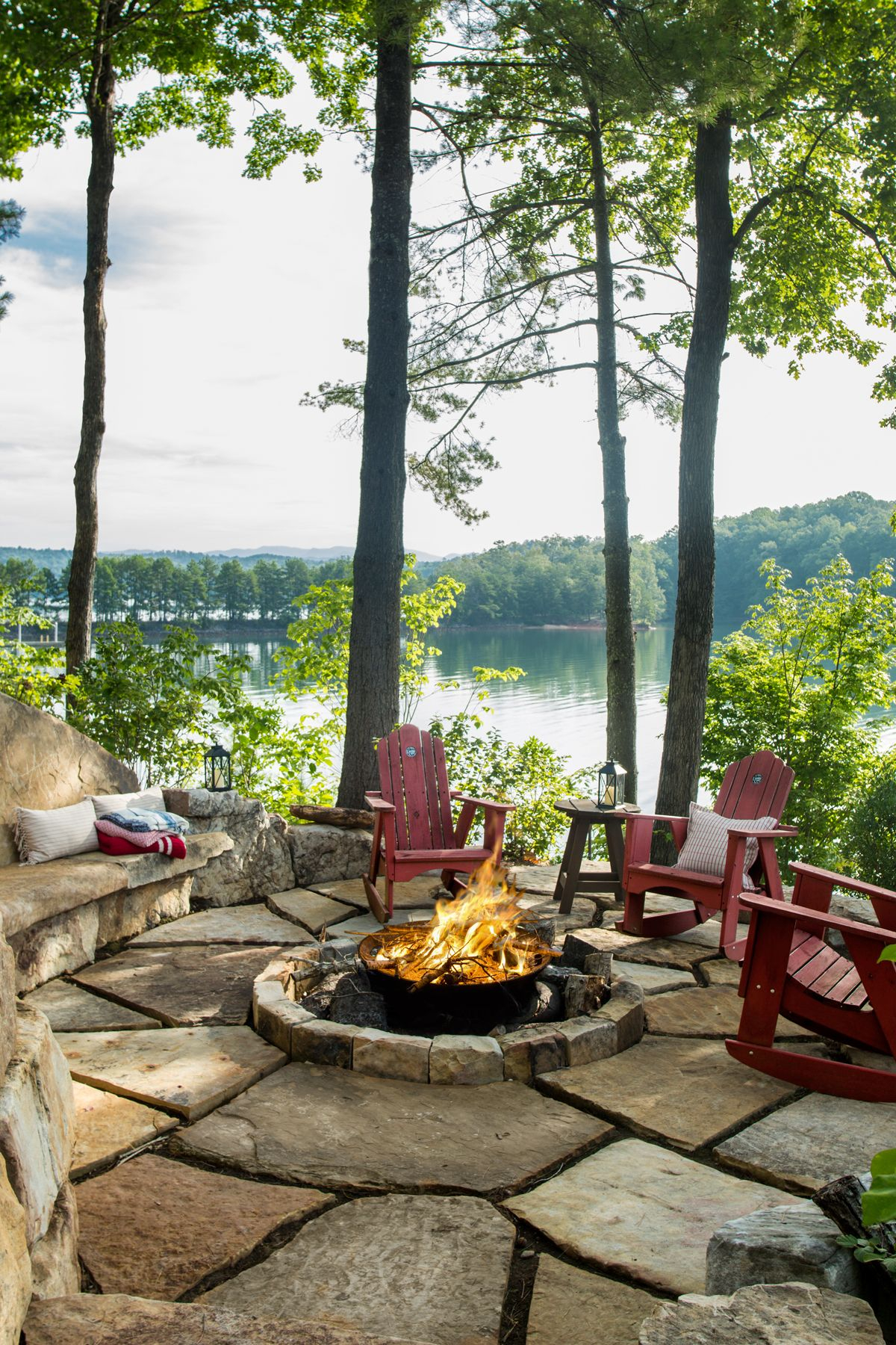 Inside A Cabin Where Time Stands Still Backyard Ideas Outdoor intended for Backyard Cabin Ideas