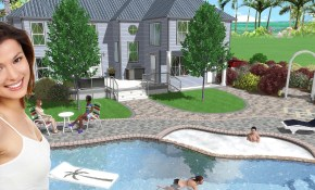 Landscape Design Software 3d Landscaping Software Free Trial within 13 Awesome Tricks of How to Craft Backyard Landscape Design Software Free