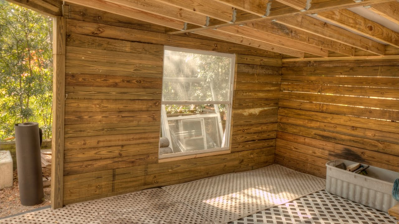 Large Solid Cheap Backyard Storage Shed Youtube within 15 Clever Designs of How to Make Backyard Workshop Ideas