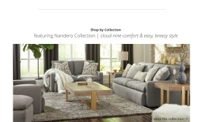 Living Room Furniture Ashley Furniture Homestore pertaining to 11 Clever Designs of How to Build Average Cost Of Living Room Set