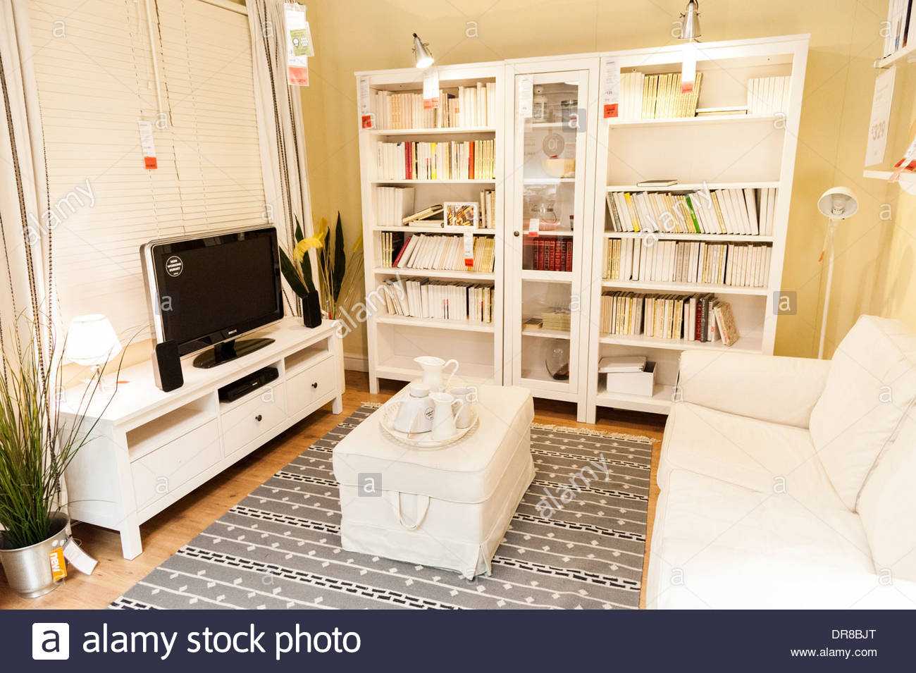 Living Room Furniture In Ikea London England Uk Stock Photo for 15 Some of the Coolest Ideas How to Make Living Room Sets Ikea