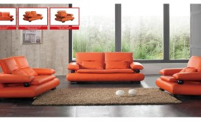 Living Room Orange And Brown Decorating Ideas For Inspiring Bright for 13 Awesome Ideas How to Upgrade Orange Living Room Set