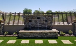 Luxury Landscaping Designs Installation Phoenix Az with Arizona Backyard Landscape